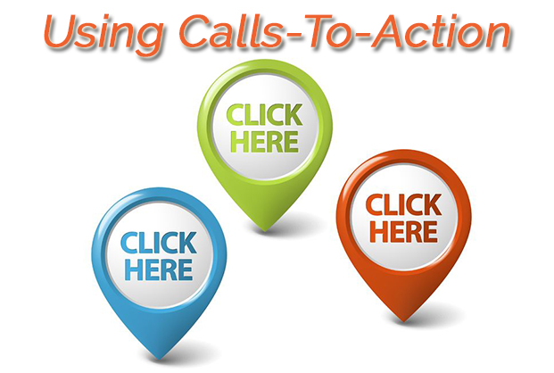 Using Calls-To-Action in Your Posts